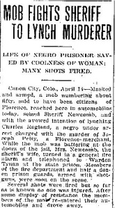 Charles Ragland Attempted The Kalamazoo Gazette 04151914-page-001