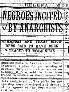 negroes anarchists