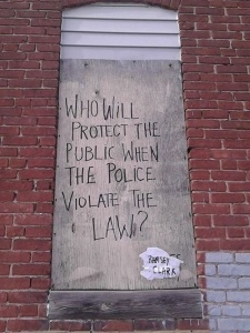 who will protect the public